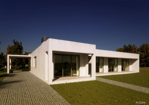 Visualização para arquitetura