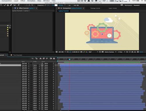 Animação com After Effects: Plugin gratuito Animation Composer