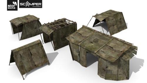 Scamper: Usando o Blender na produção de jogos digitais