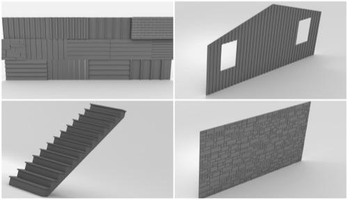 JARCHI Vis: Modelagem para arquitetura no Blender