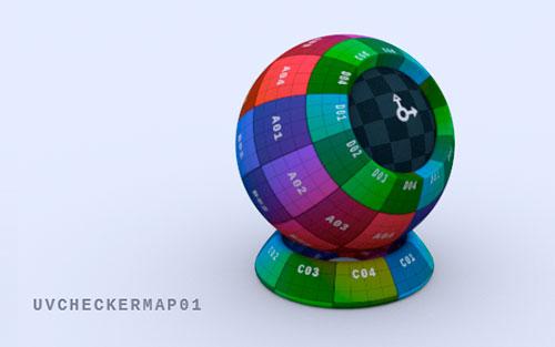 UVCheckerMap01