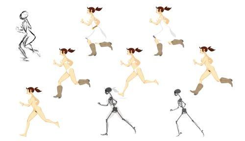 Animação de personagens