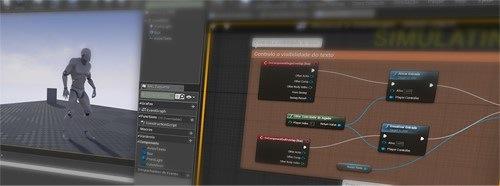 Curso sobre Blueprint scripts na Unreal Engine