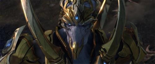 Animação para jogos: Starcraft II Legacy of the Void