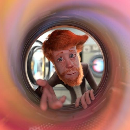 Detalhes sobre a produção do Cosmos Laundromat