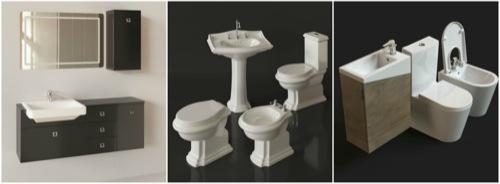 Download gratuito de mobiliário para banheiro