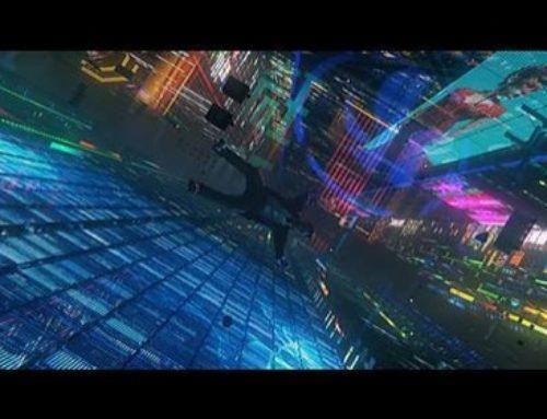 Produção da abertura de Skyfall com Cinema 4D