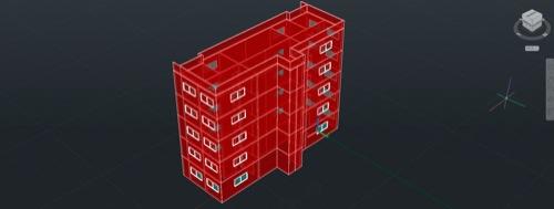 modelagem 3d com AutoCAD