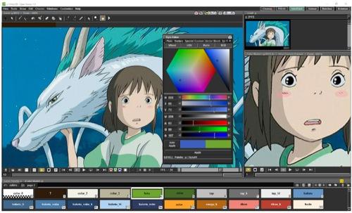 animação 2D gratuita