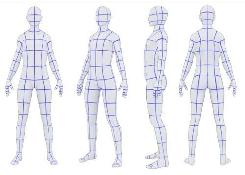Referências de modelagem