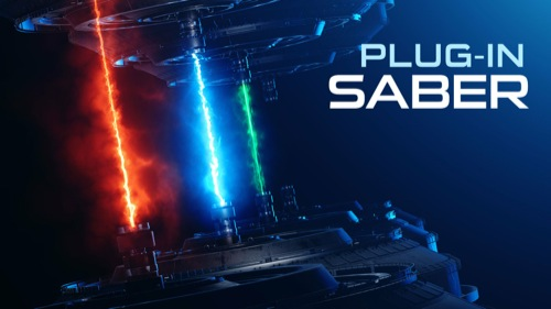 Plugin gratuito para o After Effects: SABER