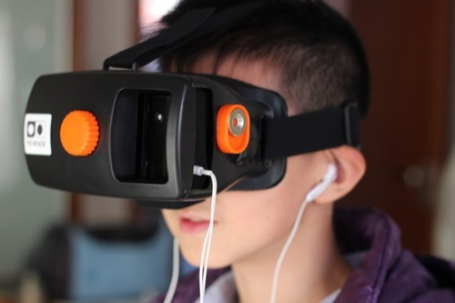Curso e oficina sobre VR com Unity