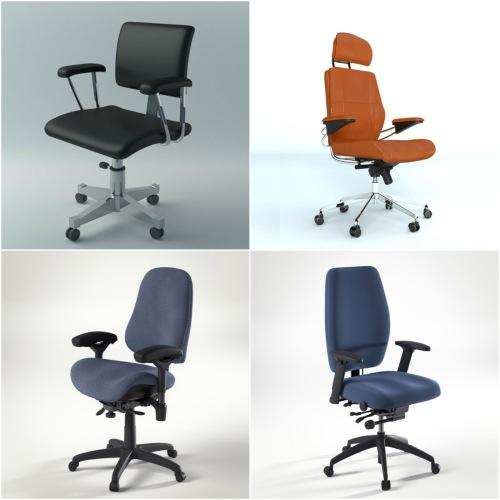 Download gratuito de cadeiras para escritórios