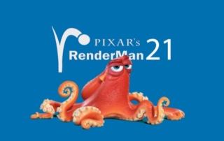 RenderMan 21