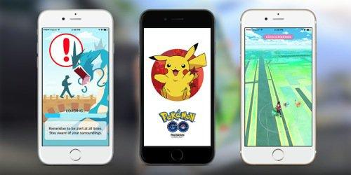 Clone do Pokémon GO no Unity