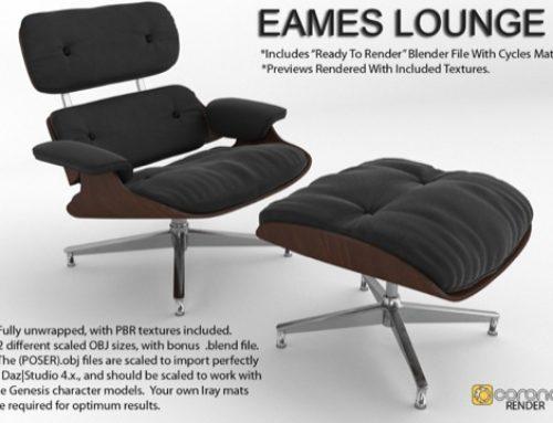 Cadeira Eames: Download gratuito
