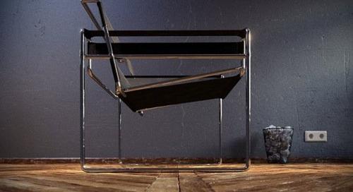 Cadeira wassily