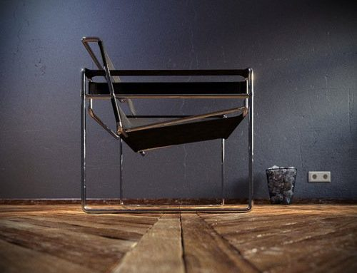 Cadeira Wassily: Download gratuito