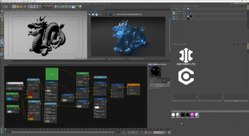 Cycles pode ser integrado ao Cinema 4D
