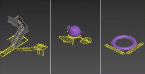Script gratuito para o 3ds max: Converter 3D em 2D