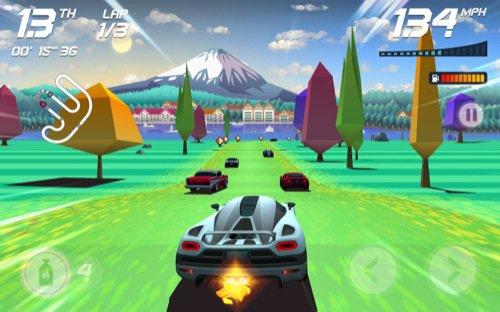 Desenvolvimento de jogos digitais: Horizon Chase no Unity