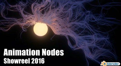 Animation Nodes