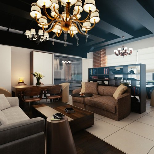 Blender Internal Render para arquitetura