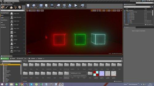148 materiais e texturas para a Unreal Engine