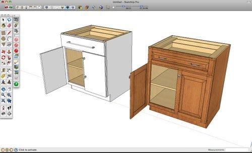 Componentes para o SketchUp: Download gratuito