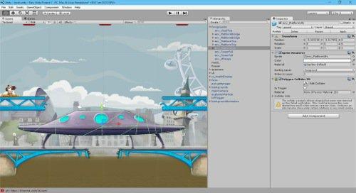 170 templates de jogos para o Unity: Download gratuito