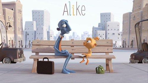 Animação com Blender: Alike