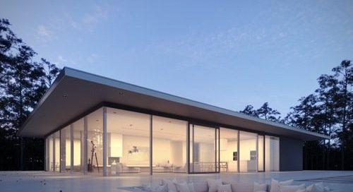 Configurando vidro para arquitetura no Cycles