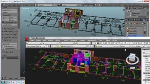 Como exportar 3D do AutoCAD em OBJ?