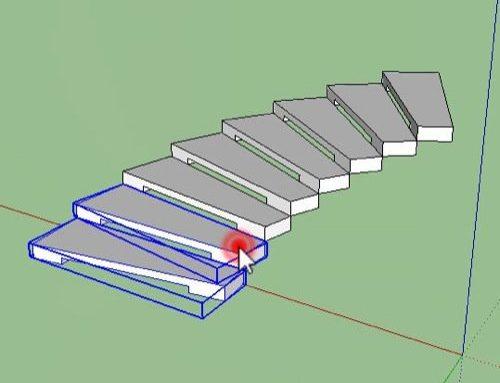 Modelagem com SketchUp: Plugin para repetir ações