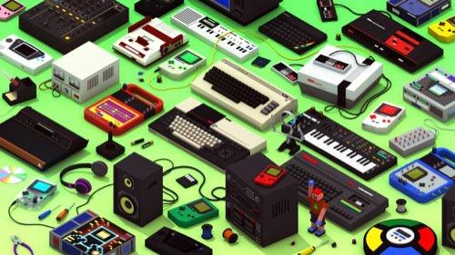 114 sons gratuitos com temática 8-bits
