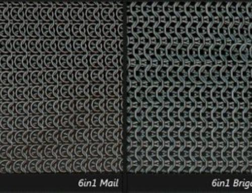 10 padrões com cotas de malha 3D para ZBrush
