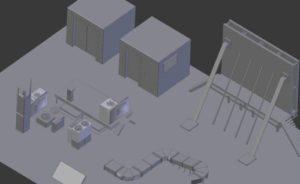 Cobertura de edifícios