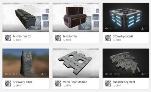 39 Assets gratuitas para a Unreal Engine