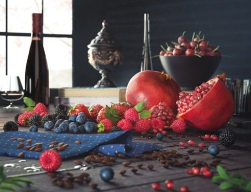 Download gratuito de frutas 3D para 3ds max