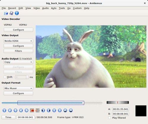 Conversão e compressão de vídeo para artistas digitais