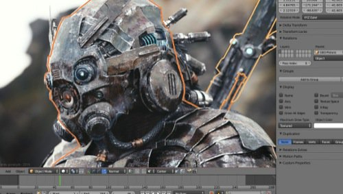 Workshop gratuito de Blender 2.8