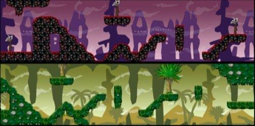 4 tilesets gratuitos para produção de jogos 2D