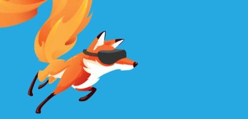 Firefox adiciona suporte melhorado para WebVR