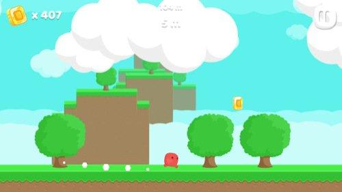 RedRunner: Jogo gratuito e de código aberto no Unity