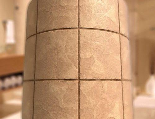 Textura de piso gratuita para arquitetura