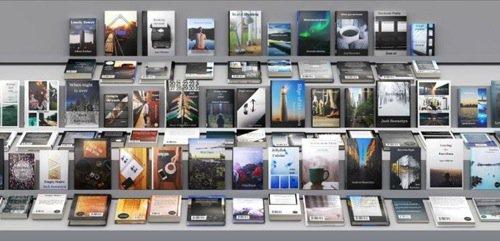 50 Livros com texturas gratuitas para a Unreal Engine