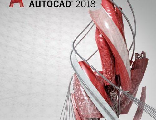 Download gratuito do AutoCAD 2018