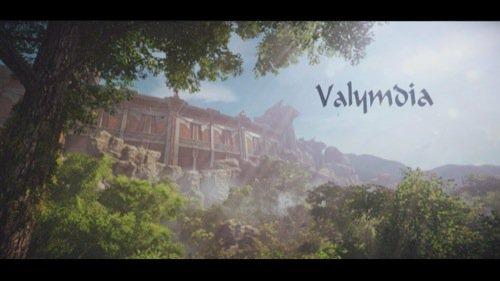 Valymdia: Curta de animação produzido no Unity