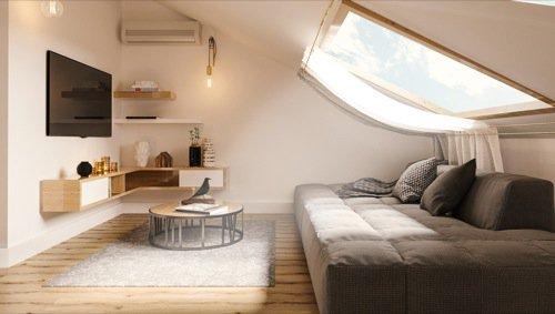Apartamento compacto no 3ds Max e Corona