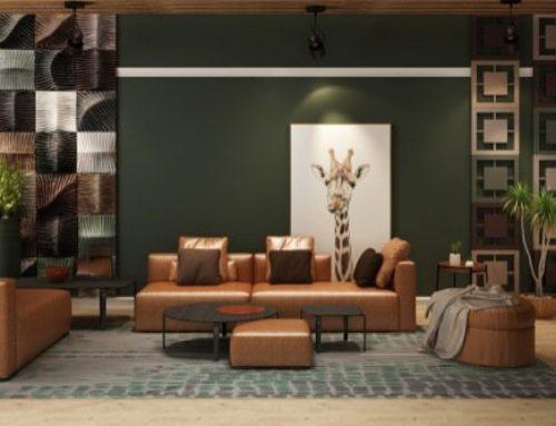 Render de interiores com 3ds Max e V-Ray: Exemplo gratuito